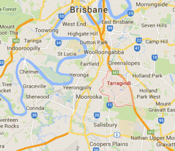 Brisbane areas serviced by Safari Garden Projects